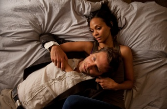 Zoe Saldana: First poster of 'The Words'